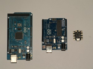Arduino Board Comparison