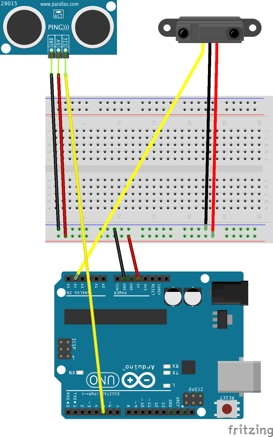 How to Use a L293D Chip With Arduino and a Motor