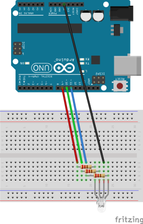 common anode arduino_bb