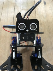 Robotics killer robotics today we will have a look at a robot kit created by sunfounder the sloth is a bi pedal robot based on the arduino nano it utilises an ultrasonic module solutioingenieria Gallery