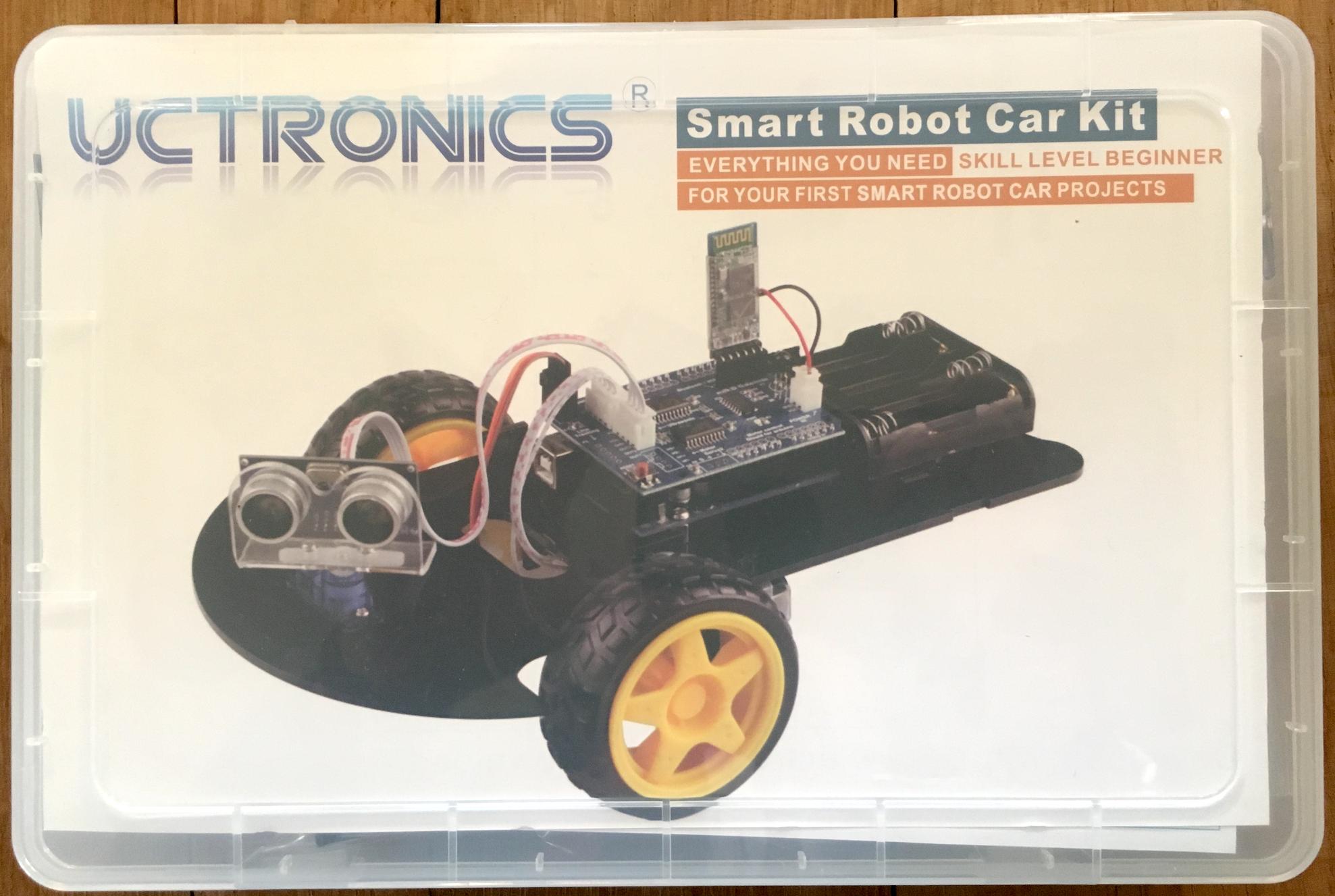 UCTronics Cover Killer Robotics