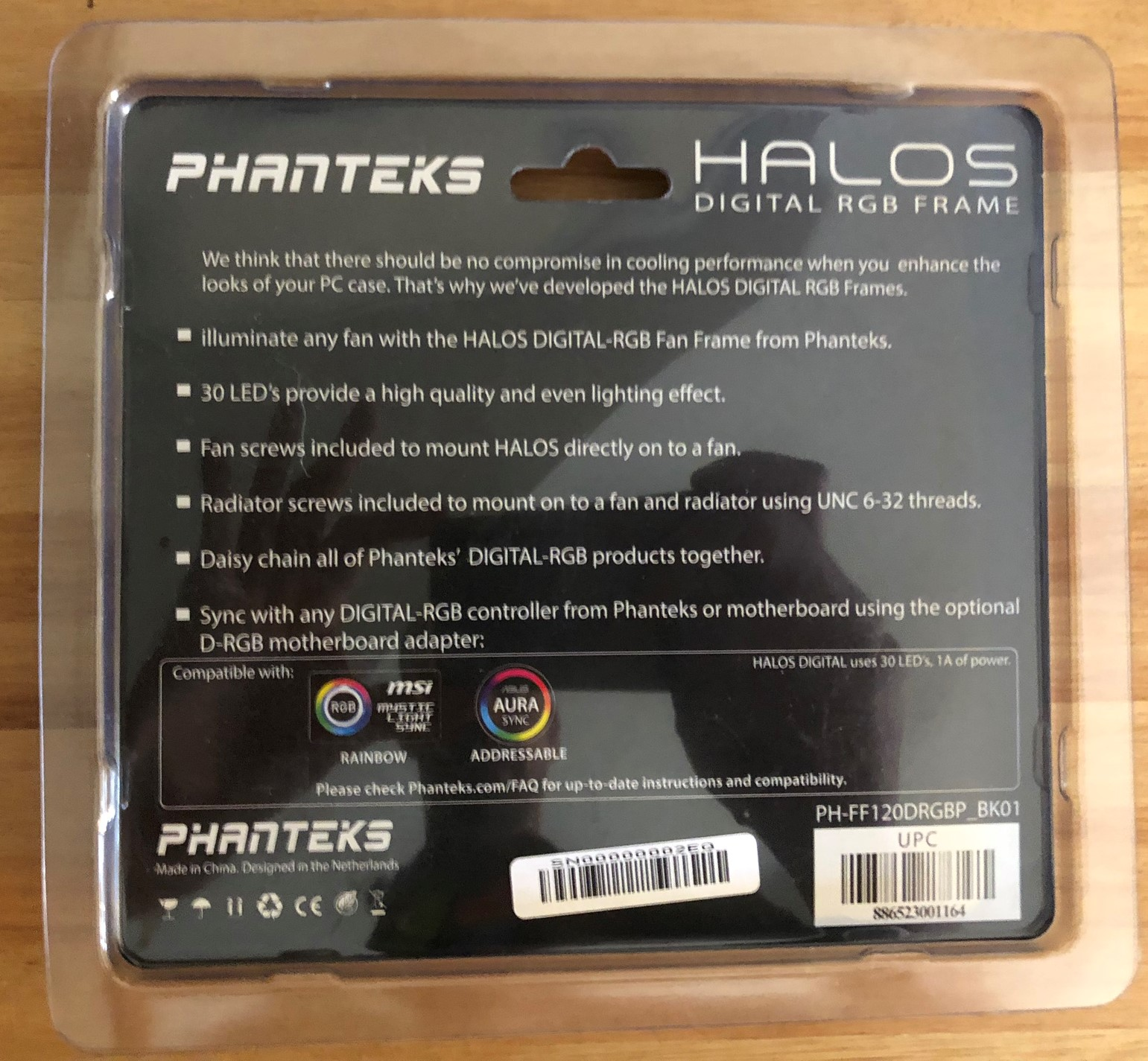 REVIEW – Phanteks Halos Digital RGB Frame – Killer Robotics