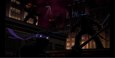 Movie Review Batman Vs Teenage Mutant Ninja Turtles Killer Robotics